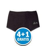 Beeren Julia Dames Tailleslip Zwart Voordeelpakket_