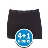 Beeren Dames Panty Softly Zwart Voordeelpakket_