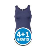 Beeren Elegance Dames Hemd Donkerblauw  Voordeelpakket_