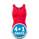 Beeren Dames Elegance Hemd Rood  Voordeelpakket_