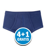 Beeren M3000 Heren Slip Gulp Donkerblauw  Voordeelpakket_