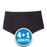 Beeren Heren M3000 Slip Gulp Zwart Voordeelpakket_