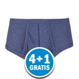 Beeren Heren M55 Slip Gulp Blauw Voordeelpakket_