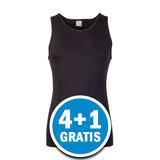 Beeren Comfort Feeling Heren Hemd Zwart  Voordeelpakket_