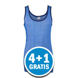 Beeren Heren M2000 Hemd Blauw Voordeelpakket_