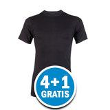 Beeren Comfort Feeling Heren T-shirt Zwart Voordeelpakket_