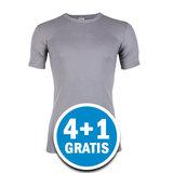 Beeren Heren T-shirt M3000 Grijs Voordeelpakket_