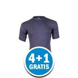 Beeren Thermo Heren T-shirt Donkerblauw Voordeelpakket_
