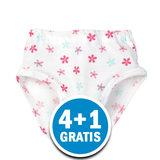 Beeren Meisjes Slip Liesje Wit  Voordeelpakket_