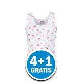Beeren Meisjes Hemd Liesje Wit  Voordeelpakket_