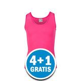 Beeren Meisjes Hemd Sorbet Fuchsia  Voordeelpakket_