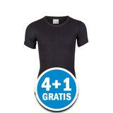 Beeren Jongens M3000 T-shirt Zwart Voordeelpakket_