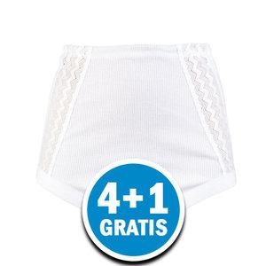 Beeren Dames Tailleslip Anita Wit Voordeelpakket
