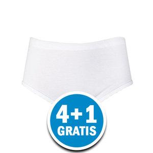 Beeren Dames Tailleslip Belinda Wit  Voordeelpakket