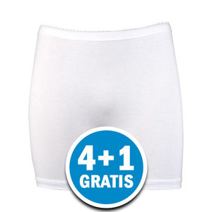 Beeren Dames Boxer Softly Wit Voordeelpakket