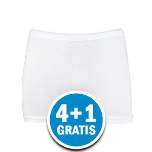 Beeren Dames Panty Softly Wit  Voordeelpakket