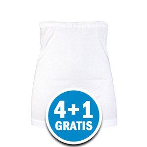 Beeren Dames Panty Slip Petra Wit  Voordeelpakket