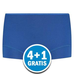 Beeren Elegance Dames Short Blauw  Voordeelpakket