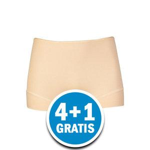 Beeren Dames Elegance Short Beige Voordeelpakket