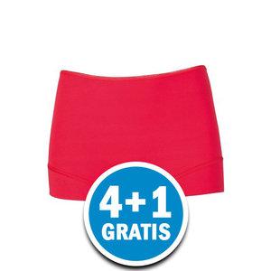 Beeren Elegance Dames Short Rood Voordeelpakket