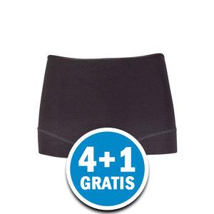 Beeren Dames Elegance Short Zwart  Voordeelpakket