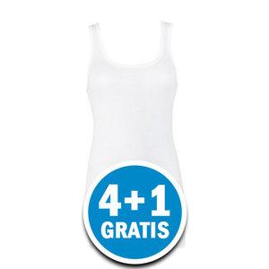 Beeren Dames Hemd Carola Wit Voordeelpakket
