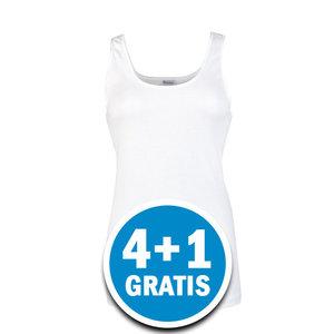 Beeren Dames Hemd Madonna Wit  Voordeelpakket