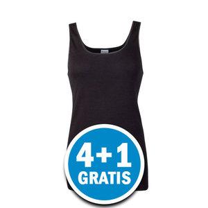 Beeren Dames Hemd Madonna Zwart Voordeelpakket