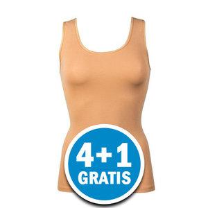Beeren Young Dames Hemd Huid  Voordeelpakket