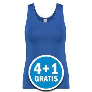 Beeren Dames Elegance Hemd Blauw Voordeelpakket