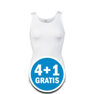 Beeren Elegance Dames Hemd Wit  Voordeelpakket