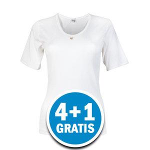 Beeren Dames M3000 T-shirt Wit Voordeelpakket