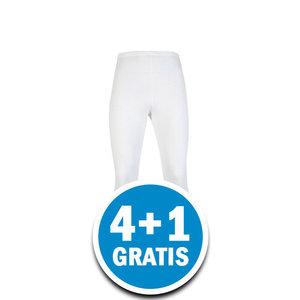 Beeren Thermo Pantalon Unisex Wolwit  Voordeelpakket