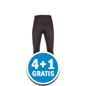 Beeren Unisex Thermo Pantalon Zwart Voordeelpakket