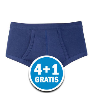 Beeren M3000 Heren Slip Gulp Donkerblauw  Voordeelpakket