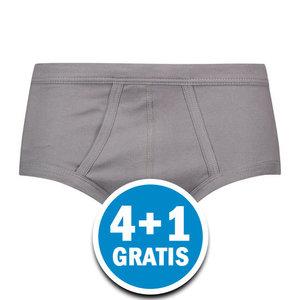 Beeren Heren M3000 Slip Gulp Grijs Voordeelpakket