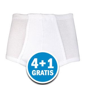 Beeren Heren Startex Tailleslip Wit Voordeelpakket