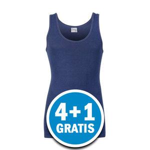 Beeren Heren M3000 Hemd Donkerblauw Voordeelpakket