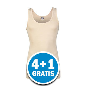 Beeren Heren M3000 Hemd Beige Voordeelpakket
