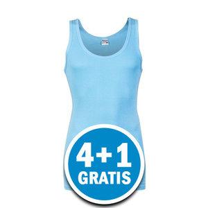 Beeren Heren M3000 Hemd Lichtblauw Voordeelpakket