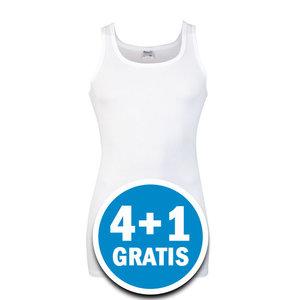 Beeren Briljant Heren Hemd Wit Voordeelpakket