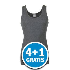 Beeren Heren M55 Hemd Zwart  Voordeelpakket