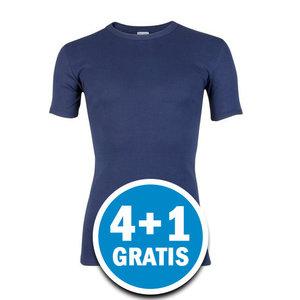 Beeren Heren M3000 T-shirt Donkerblauw Voordeelpakket