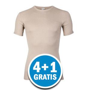 Beeren Heren T-shirt M3000 Huid  Voordeelpakket