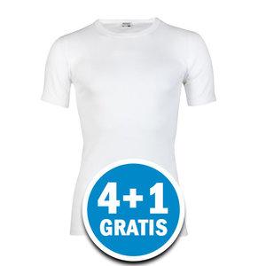 Beeren Heren M3000 T-shirt Wit Voordeelpakket