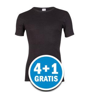 Beeren Heren T-shirt M3000 Zwart  Voordeelpakket