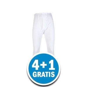 Beeren Heren M3400 Lange Pantalon Wit Voordeelpakket