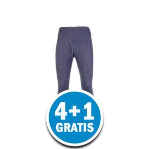 Beeren Thermo Heren Pantalon Donkerblauw  Voordeelpakket