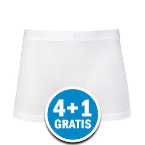 Beeren Young Meisjes Boxer Wit  Voordeelpakket