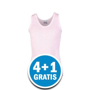 Beeren Meisjes Hemd Cindy Roze Voordeelpakket